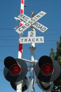 Defective train equipment and the inexperience of train engineers are two of the many causes of railroad crossing accidents.