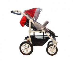 According to the CPSC, high chairs, bassinets and strollers are among the top 10 most dangerous products for kids.