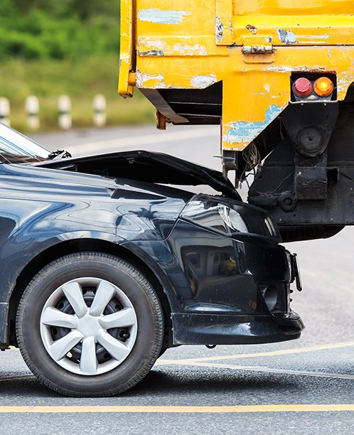 Car Accident with Another Motor Vehicle - Our Attorneys Can Help