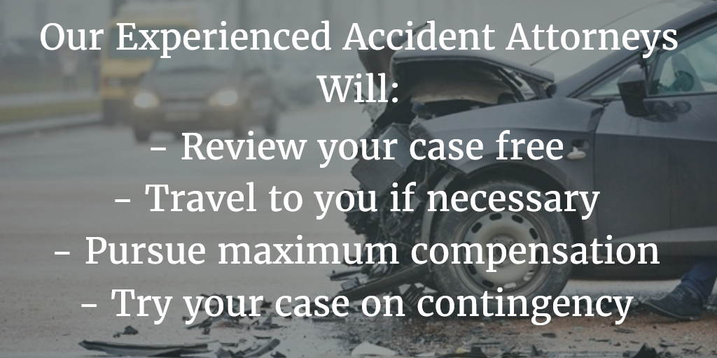 4 Reasons to Hire Brown & Brown for Your Car Accident Case